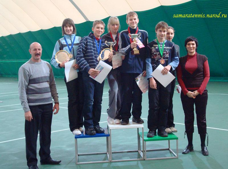 Победители и призёры зимнее