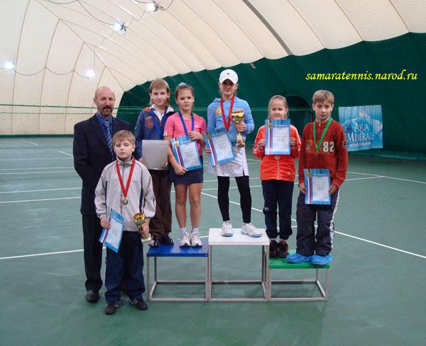 Победители и призёры самарские