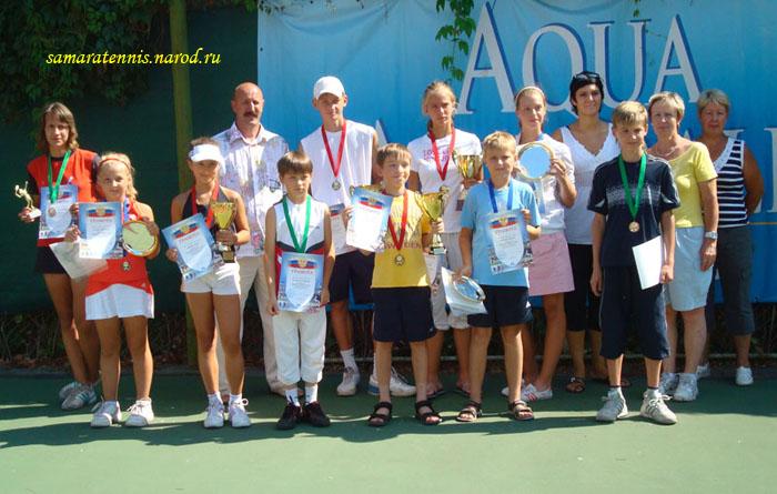 Победители и призёры закрытие сезона